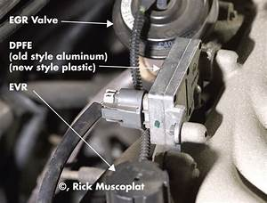 Ford Dpfe Sensor And Egr System Ricks Free Auto Repair