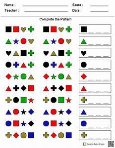 Best 25+ Shape patterns ideas on Pinterest Math patterns