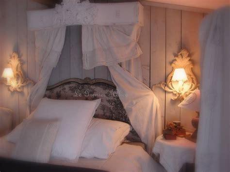 chambre style cagne chic chambre à coucher romantique shabby chic romantique