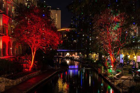 san antonio riverwalk holiday lights terri butler