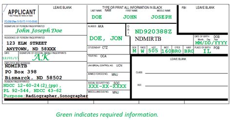 We did not find results for: Criminal History Record Check - ND Medical Imaging & Radiation Therapy Board