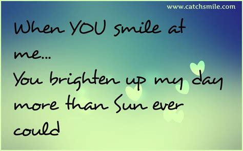 You Brighten My Life Quotes