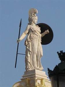 Athena - Greek Mythology Photo (3637994) - Fanpop