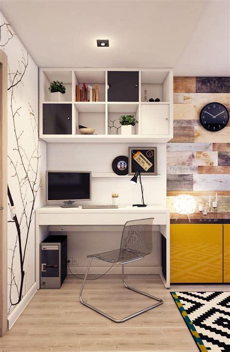 Meubles Bureau à La Maison Modernes Pour Optimiser L'espace