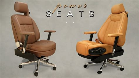 Car Armchair by Power Seats Car Office Chairs