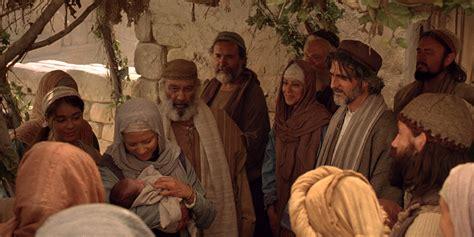 The Naming Of John The Baptist