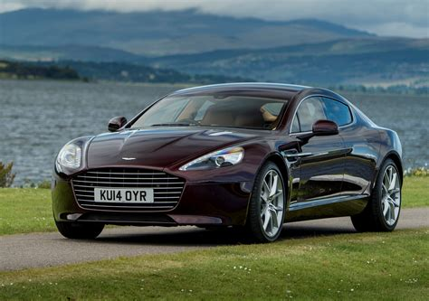 aston martin rapide coupe review parkers