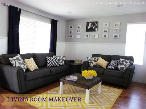 Blue Grey Colored Rooms The Interior Decorating Rooms