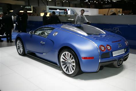 Bugatti Veyron Centenaire by Bugatti Veyron Bleu Centenaire 2009 Auto Cars Concept