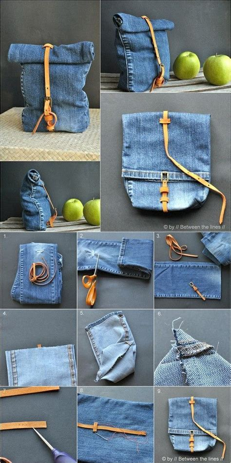 5 creative things to do with old jeans reduce reuse