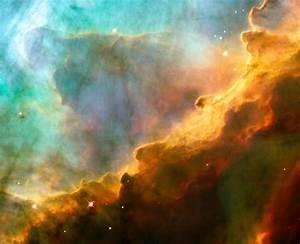 NASA - Omega Nebula: Close-Up of a Stellar Nursery