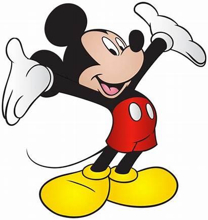 Mouse Mickey Minnie Disney Transparent Birthday Clipart
