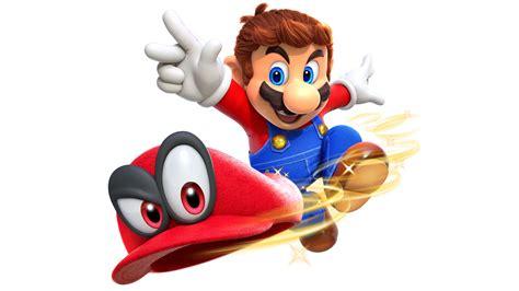 Super Mario Wallpaper Hd Super Mario Odyssey Video Game Wallpaper Hd
