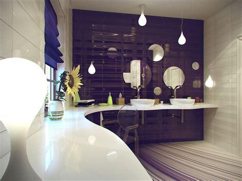 25+ Cool Bathrooms Ideas, Designs