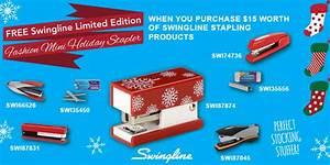 News  Swingline Consumer Promotion
