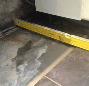 levelling uneven concrete floors how to level blog With how to level an uneven floor