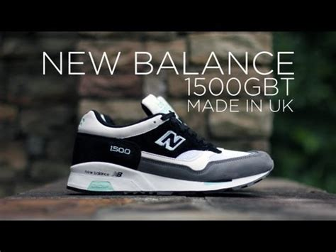 Review New Balance 1500gbt Youtube