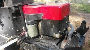 Craftsman Briggs  U0026 Stratton 12 5hp Engine