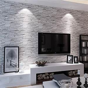 25 best ideas about living room wallpaper on pinterest for Best brand of paint for kitchen cabinets with papiers peints de luxe