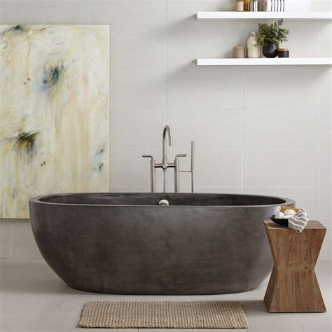 cement tub avalon 72 new in 2016 bathroom native trails avalon is handcrafted of a breakthrough