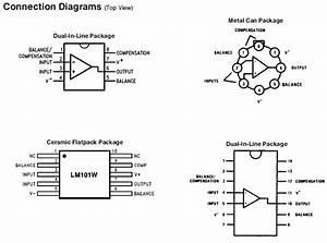 Electronics Technology  Lm101a  Lm201a  Lm301a