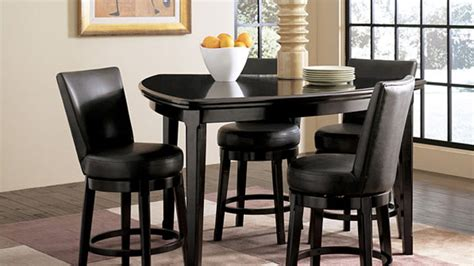 softly shaped curves  triangular dining tables home