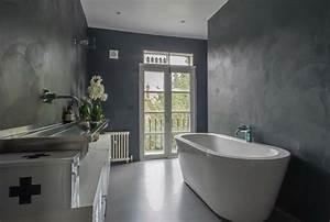 Wandgestaltung Bad Ohne Fliesen : wandgestaltung badezimmer dekor ~ Sanjose-hotels-ca.com Haus und Dekorationen