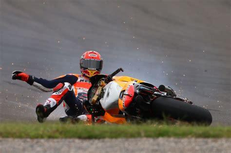pembalap motogp    crash   nomor