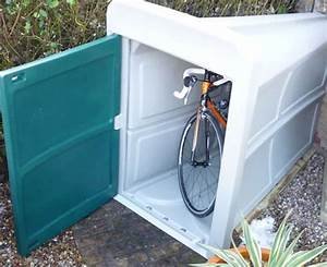 Build a shed easy and fast, garden bicycle storage box