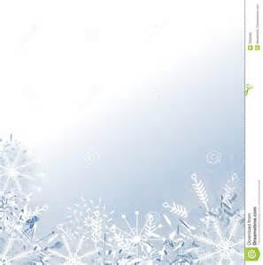 Faded Snowflake Background Free