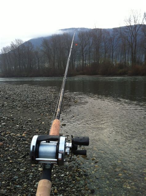 salmonsteelhead river rod reel bc fishing journal