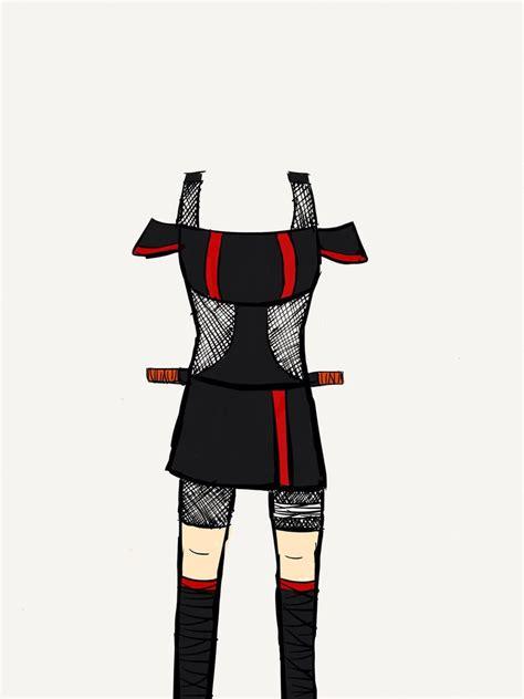 Female Ninja Outfit by NeKo-SaN0 on DeviantArt