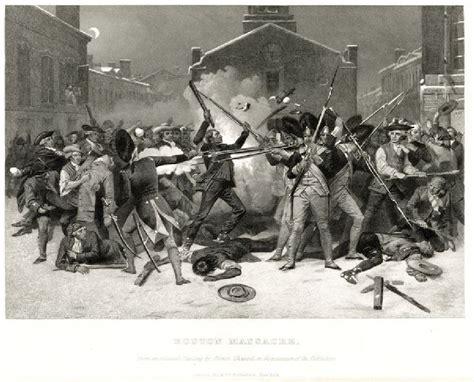 Boston Massacre by The Boston Massacre Date