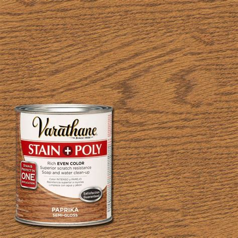 how to stain kitchen cabinets varathane 1 qt paprika stain and polyurethane of 2 8912