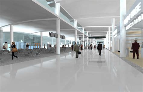 hobby airport expansion plan includes  concourse