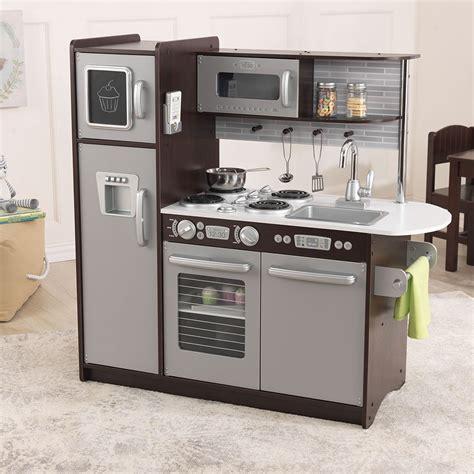 cuisine en bois pour enfants cuisine pour enfant expresso