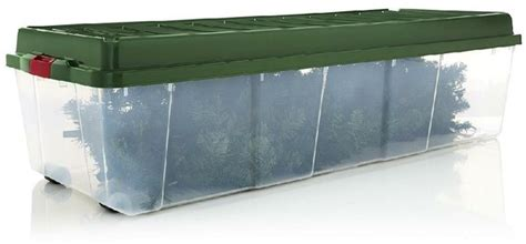 ideal artificial christmas tree storage box storage