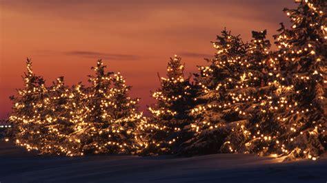 christmas lights winter wallpaper 1920x1080 26289