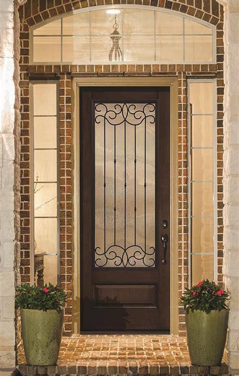 therma tru introduces  trend door glass options