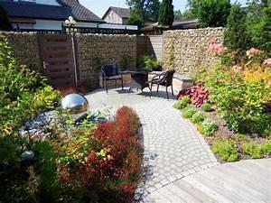 Sitzplatz Gestalten Garten : sitzplatz im garten galabau m hler traumgarten ~ Markanthonyermac.com Haus und Dekorationen