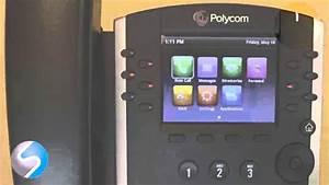 Polycom Vvx 400  Quick User Guide