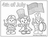 Coloring Pages July 4th Parade Fun Fourth Crafts Fisher Printable Sheets Celebration Preschool Education Inspiration Adult Fireworks Adults Colouring Hat sketch template