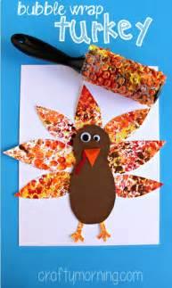 wrap printed turkey craft for crafty morning