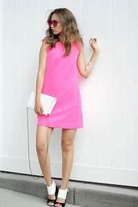 Hot Pink IfChic Dresses Bubble Gum Polette Sunglasses
