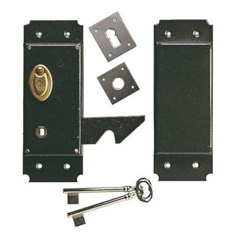 serrure de porte coulissante verticale mentonnet 224