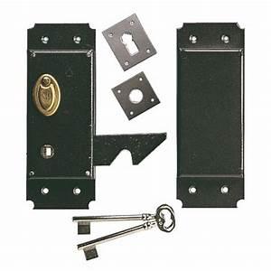 serrure de porte coulissante verticale mentonnet a With porte de garage coulissante jumelé avec serrure porte extérieure