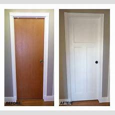 D I Y D E S I G N How To Replace Interior Doors