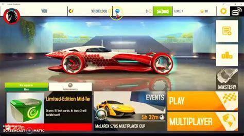 Asphalt 8 Best Cars (sky Drop) Youtube