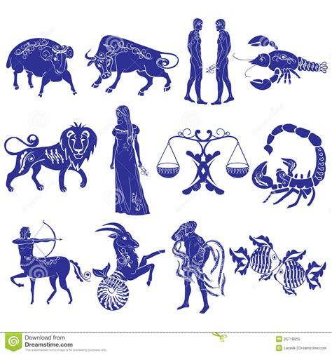Zodiac Signs Stock Vector Illustration Of Aquarius. Nystagmus Signs. Road Trip Signs. Black Sun Signs Of Stroke. Barber Signs