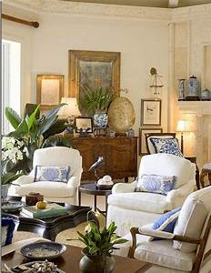 Traditional Home Living Room Decorating Ideas ...